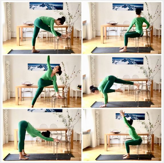 Katja Bienzeisler Yoga